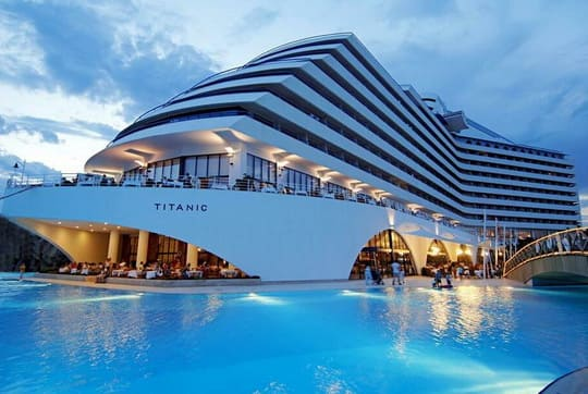 Lastminute Angebot Titanic Beach Lara Türkei